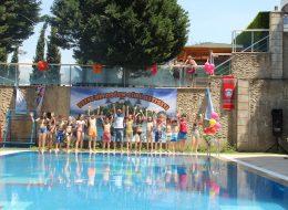 Havuz Başında Survivor Temalı Doğum Günü Organizasyonu Ataköy