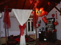 Evlilik Teklifi Organizasyonu Uçan Balon Süsleme Hizmeti İstanbul Organizasyon