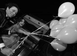 Düğün Organizasyonu Beyaz Uçan Balon Hizmeti İstanbul Organizasyon