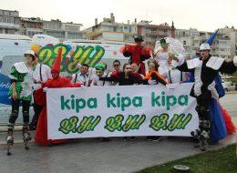 Skyrunner Gösterisi İstanbul