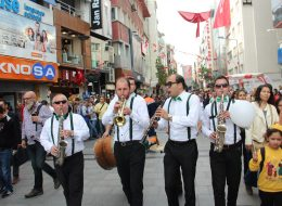 Varyete Grubu Bandolu Kortej Ekibi Temini İstanbul Organizasyon