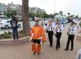 Jonglör Gösterisi İstanbul